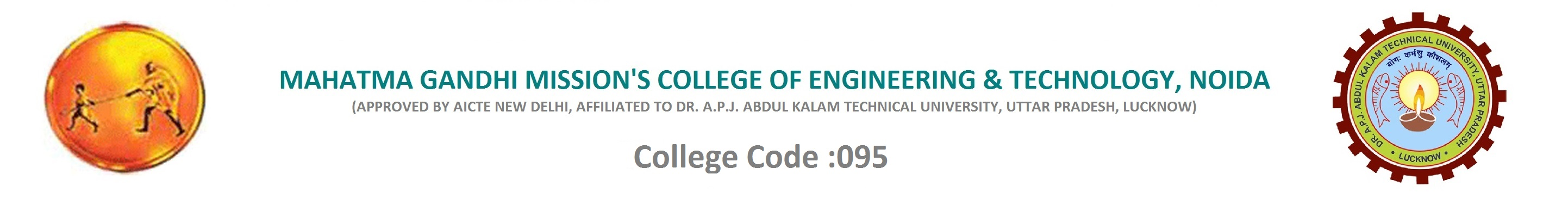 MAHATMA GANDHI MISSION'S COLLEGE OF ENGINEERING & TECHNOLOGY, NOIDA